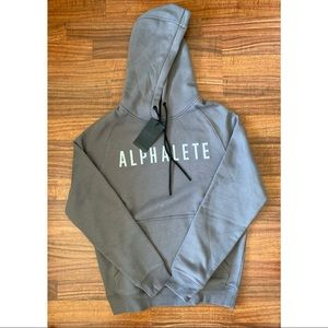 ALPHALETE FITTED HOODIE BRAND NEW